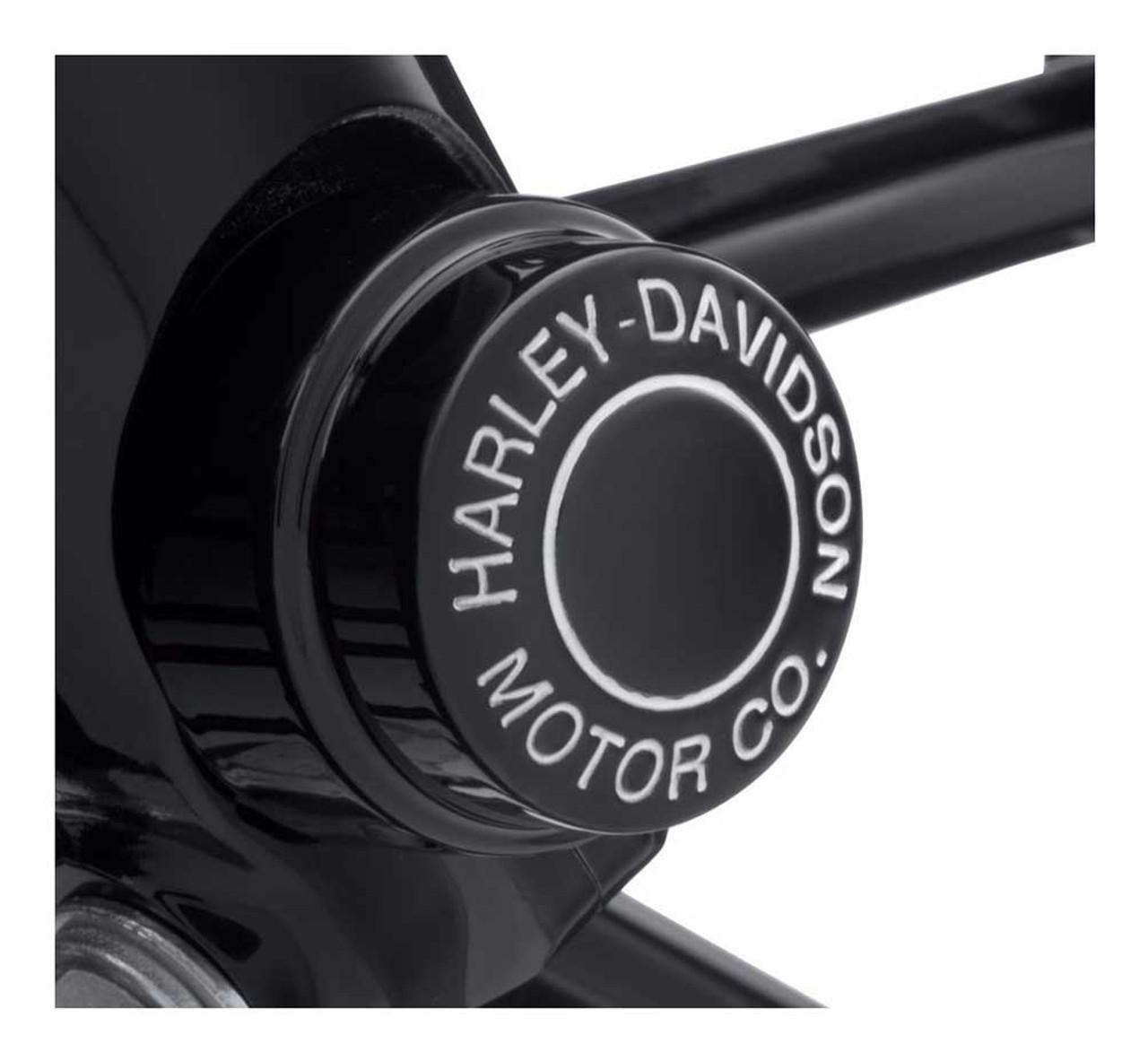 Black Derby Cover Harley-Davidson Motor Co 25701020
