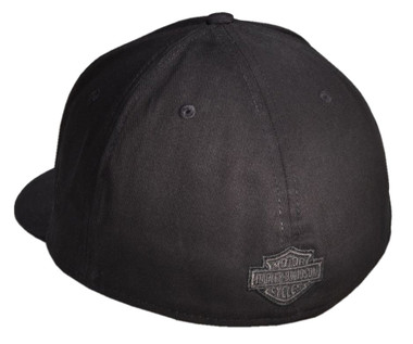 Harley-Davidson Men's Willie G. Skull 59FIFTY Baseball Cap 99400-14VM - Wisconsin Harley-Davidson