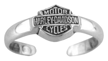 Harley-Davidson Bar & Shield Toe Ring HDT0002 - Wisconsin Harley-Davidson
