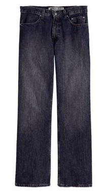 Harley-Davidson Men's New Classic Boot Cut Jeans Blue Washed Denim 99027-09VM - Wisconsin Harley-Davidson