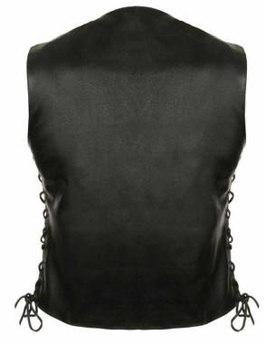 Millwaukee Leather Women's 6 Pocket Side Lace Vest SH1292 - Wisconsin Harley-Davidson