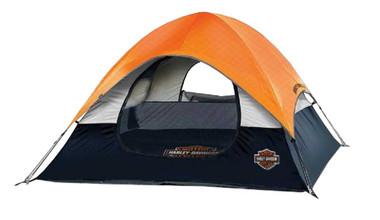 Harley-Davidson Bar & Shield Road Ready Tent, Fiberglass Frame, HDL-10011A - Wisconsin Harley-Davidson