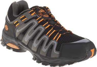 Harley-Davidson Wolverine Men's Chase Black Athletic Shoes D93009 - Wisconsin Harley-Davidson