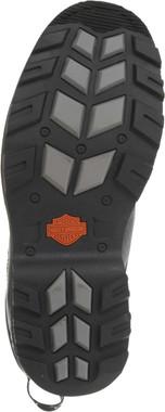 Harley-Davidson Men's Jasper 5-Inch Black Boots D96025 - Wisconsin Harley-Davidson