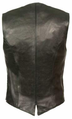 Milwaukee Leather Women's Classic Vest w/ Buffalo Snaps ML1253 - Wisconsin Harley-Davidson