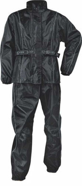 Nex Gen Men's Motorcycle Rain Suit Oxford Nylon Lightweight SH2215 - Wisconsin Harley-Davidson