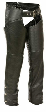 Milwaukee Leather Women's Chaps w/ Hip Pockets ML1173 - Wisconsin Harley-Davidson