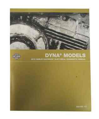 Harley-Davidson 2008 Dyna Models Electrical Diagnostic Manual 99496-08 - Wisconsin Harley-Davidson