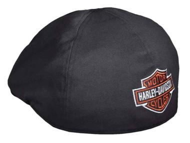 Harley-Davidson Men's Bar & Shield Logo Cloth Ivy Cap 99581-08VM - Wisconsin Harley-Davidson