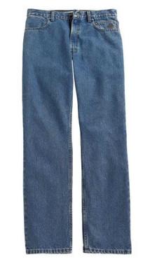 Harley-Davidson Men's Original Traditional Fit Jeans Heavy-Duty Denim 99024-07VM - Wisconsin Harley-Davidson