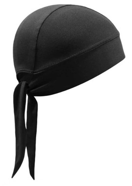 That's A Wrap Unisex CoolMax Performance Stretch Headwrap, Black HWCM02 - Wisconsin Harley-Davidson