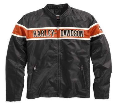 Harley-Davidson Men's Generations Outerwear Jacket 98537-14VM - Wisconsin Harley-Davidson