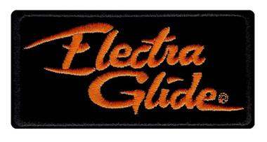 Harley-Davidson Electra Glide Small Patch, 4'' W x 2'' H EM1054642 - Wisconsin Harley-Davidson