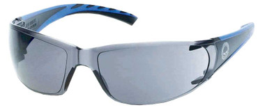 Harley-Davidson Men's Kickstart Skull Sunglasses, Black Frames & Smoke Lens - Wisconsin Harley-Davidson