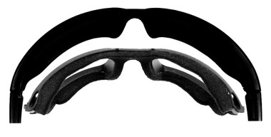 Harley-Davidson Wiley X Replacement Facial Cavity Seal, Zone Sunglasses HDZONG - Wisconsin Harley-Davidson
