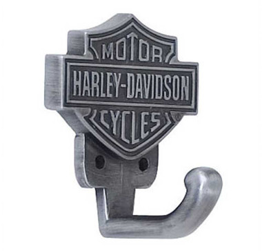 Harley-Davidson Bar & Shield Hardware Hook HDL-10100 - Wisconsin Harley-Davidson