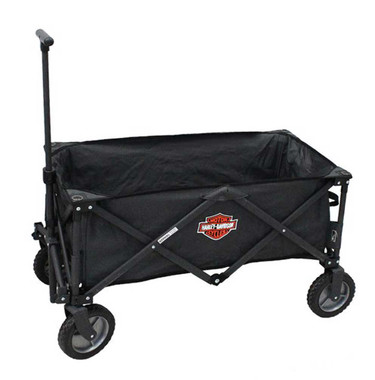 Harley-Davidson Adventure Wagon, Bar & Shield Logo, Fusion Gray 739-00 - Wisconsin Harley-Davidson