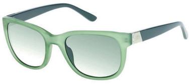 Harley-Davidson Womens Sun Lifestyle Green/Grey Sunglasses HDS5019GRN-2 - Wisconsin Harley-Davidson