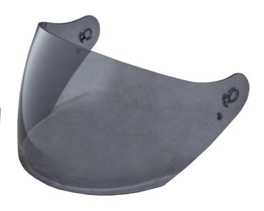 Harley-Davidson Jet II Replacement Face Shield, Fits Jet II, Smoke 98015-06VR - Wisconsin Harley-Davidson