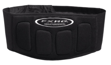 Harley-Davidson Men's FXRG Replacement Perforated Kidney Belt, 98367-07VM - Wisconsin Harley-Davidson