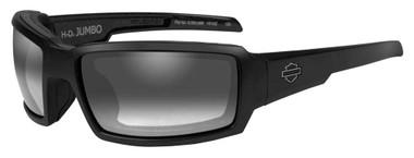 Harley-Davidson Mens Jumbo Light Adjusting Sunglasses, Smoke Gray Lenses HDJUM05 - Wisconsin Harley-Davidson