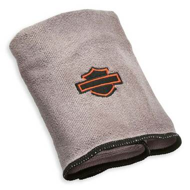 Harley-Davidson Super-Soft Microfiber Detailing Cloth, Multi-Purpose 94663-02 - Wisconsin Harley-Davidson