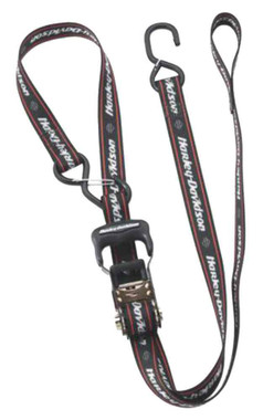 Harley-Davidson 1.25 in Ratchet Tie-Down Straps w/ Integrated Soft Hook 94704-10 - Wisconsin Harley-Davidson