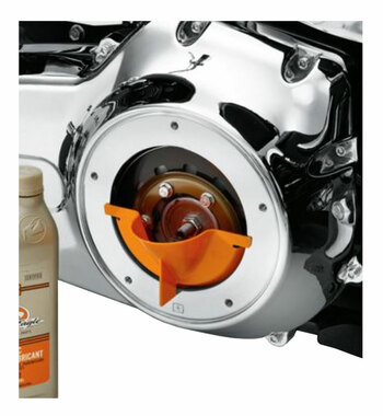 Harley-Davidson Primary Oil Fill Funnel, Evolution, Dyna&Softail Models 62700015 - Wisconsin Harley-Davidson