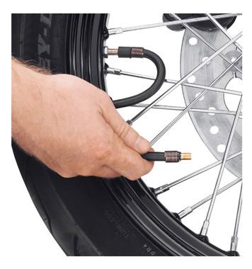 Harley-Davidson Valve Stem Extension, Easy Access & Travel Size 42300009 - Wisconsin Harley-Davidson