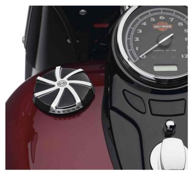 Harley-Davidson Agitator LED Fuel Gauge, Fits Dyna, Softail & Touring 70900521 - Wisconsin Harley-Davidson