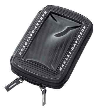 Harley-Davidson Boom! Audio Music Player Motorcycle Tank Pouch Magnetic 76000193 - Wisconsin Harley-Davidson