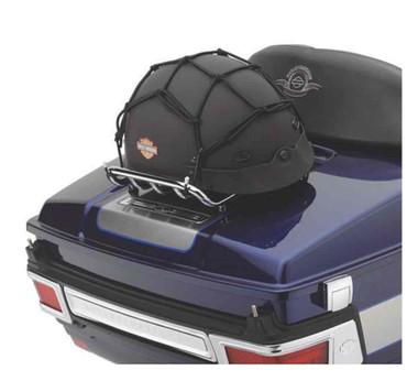 Harley-Davidson 18 inch 6-Hook Vinyl-Coated Cargo Net, Universal Fit 98169-88T - Wisconsin Harley-Davidson