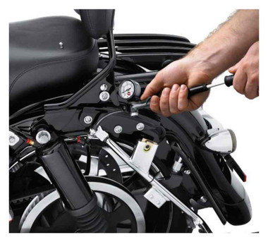 Harley-Davidson Touring Suspension Air Pump, Lightweight & Durable 54630-03A - Wisconsin Harley-Davidson