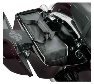 Harley-Davidson B&S Saddlebag Cooler, Fits Touring Models w/ Hard Bags 90200991 - Wisconsin Harley-Davidson