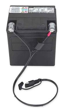 Harley-Davidson Battery Charging Harness, For H-D 12-Volt Batteries 94624-97B - Wisconsin Harley-Davidson