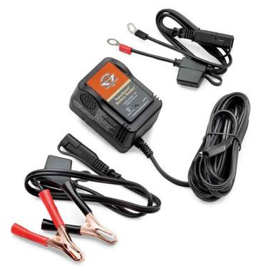 Harley-Davidson 750mA SuperSmart Battery Tender, For 12-Volt Batteries 66000038 - Wisconsin Harley-Davidson
