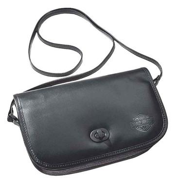 Harley-Davidson Detachable Windshield Handbag, Coverts to Handy Purse 58402-04 - Wisconsin Harley-Davidson
