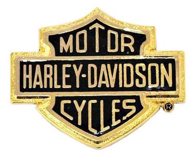 Harley-Davidson Bar & Shield Logo Self-Adhesive Medallion, Large 91815-85 - Wisconsin Harley-Davidson