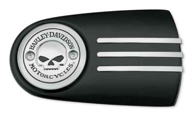 Harley-Davidson Willie G Skull Air Cleaner Trim, Softail/Touring & Etc. 61300217 - Wisconsin Harley-Davidson