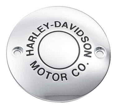 Harley-Davidson H-D Motor Co. Timer Cover, Fits XL & XR Models 32668-98A - Wisconsin Harley-Davidson