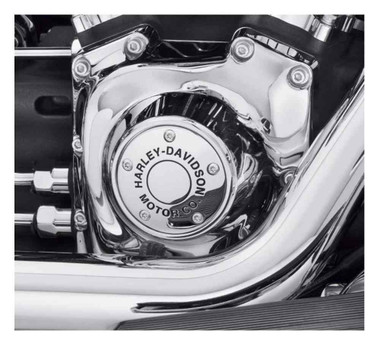 Harley-Davidson H-D Motor Co. Timer Cover, Fits Twin-Cam Models 32047-99A - Wisconsin Harley-Davidson