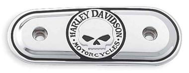 Harley-Davidson Willie G Skull Air Cleaner Trim, Fits XL Models 29416-04 - Wisconsin Harley-Davidson