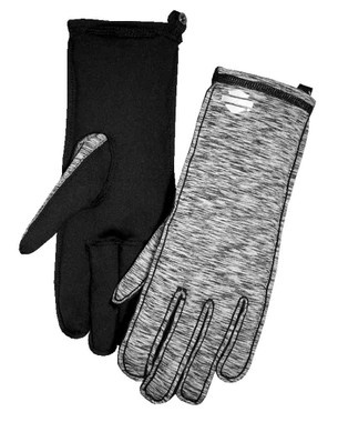 Harley-Davidson Women's Thermal Full-Finger Gloves Liners, Black 98223-16VW - Wisconsin Harley-Davidson