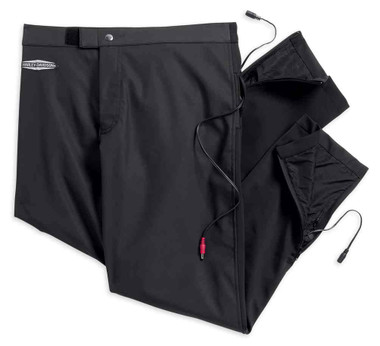 Harley-Davidson Men's Heated One-Touch Programmable 12V Pant Liner 98384-15VM - Wisconsin Harley-Davidson