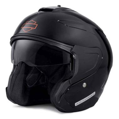Harley-Davidson Women's Interchangeable Sun Shield H27 3/4 Helmet 98328-17VX - Wisconsin Harley-Davidson