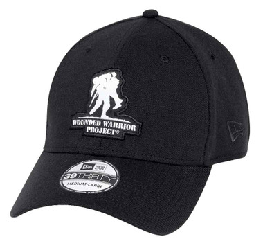 Harley-Davidson Men's Wounded Warrior Project 39THIRTY Cap, Black 99450-16VM - Wisconsin Harley-Davidson