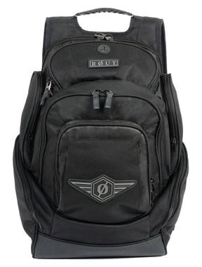 ROUT Adventurer Mega Backpack, Strong Wear-Resistant & Durable Nylon RBP9101 - Wisconsin Harley-Davidson