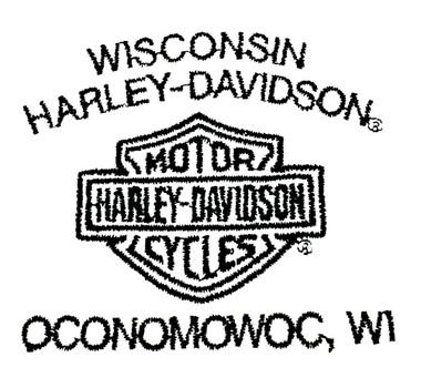 Harley-Davidson Womens Riding Addiction Keyhole Back Premium Tee White H602-HE07 - Wisconsin Harley-Davidson