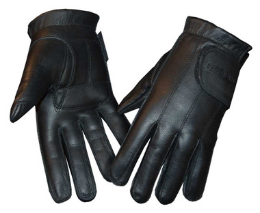 Redline Women's Anti-Vibration Full-Finger Motorcycle Leather Gloves GL-055 - Wisconsin Harley-Davidson
