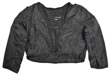 Redline Men's Classic Biker Style Side Lace Leather Motorcycle Jacket M-800 - Wisconsin Harley-Davidson